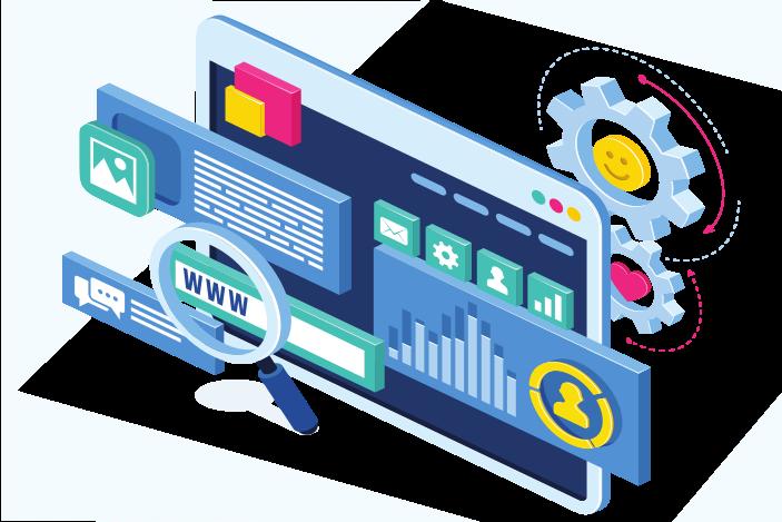 Strony i aplikacje internetowe